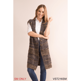 Calico Vest - S/M (3 pc. ppk.)