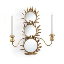 See Details - Harting Mirrored Sconce