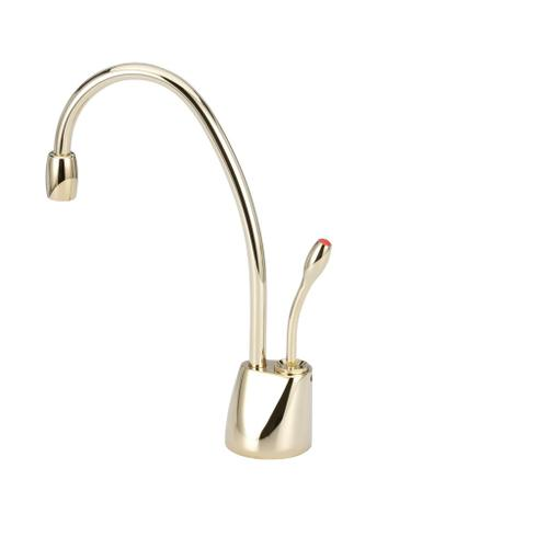 Insinkerator - Indulge Contemporary Hot Only Faucet (F-GN1100-French Gold)