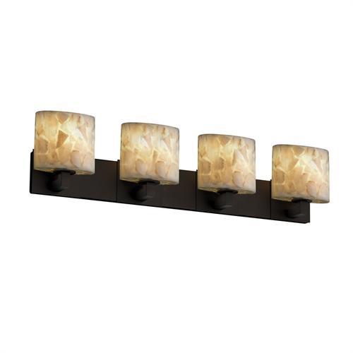 Modular 4-Light Bath Bar