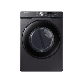 7.5 cu. ft. Gas Dryer with Sensor Dry in Black Stainless Steel