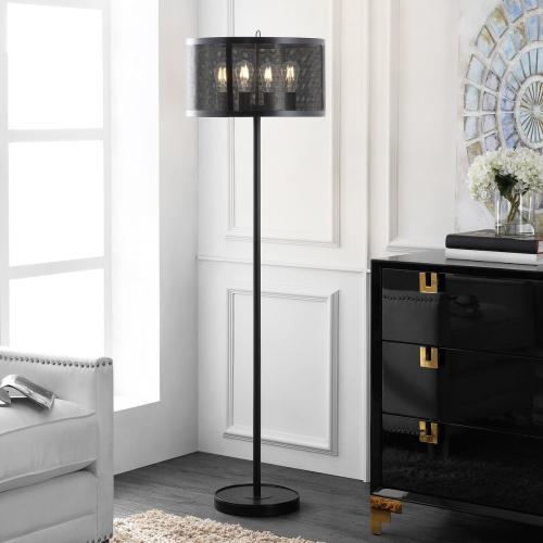 Vela Floor Lamp - Black