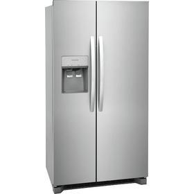 Frigidaire 22.3 Cu. Ft. 36'' Counter Depth Side by Side Refrigerator