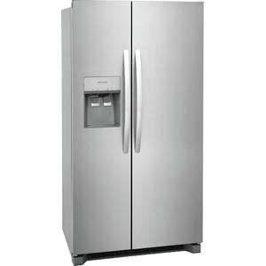 Gallery - Frigidaire 22.3 Cu. Ft. 36'' Counter Depth Side by Side Refrigerator