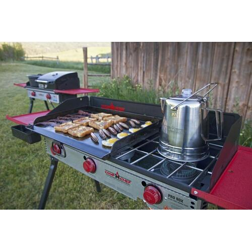 Griddle - 2 Burner