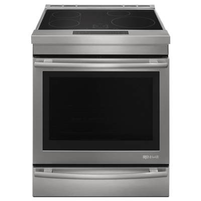 "JennairEuro-Style 30"" Induction Range"