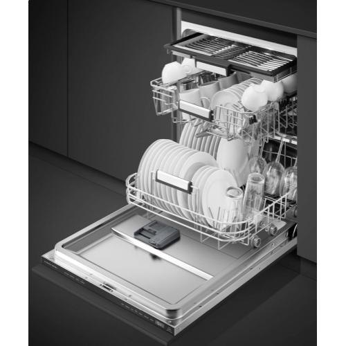 "Integrated Dishwasher, 24"", Sanitize"