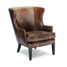 L2509-C1 Trevor Leather Chair