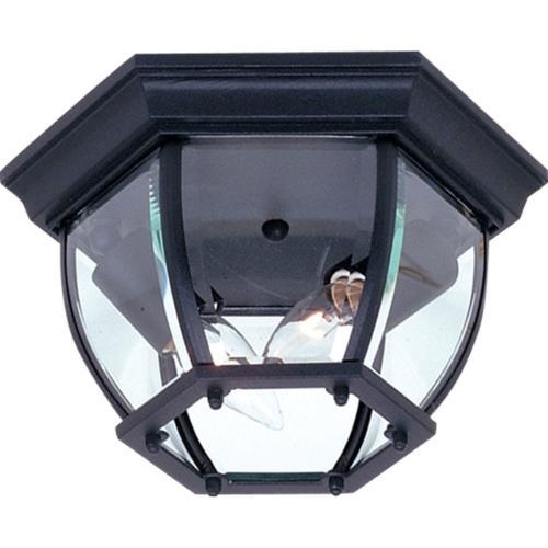 Artcraft - Classico AC8096BK Outdoor Ceiling Light
