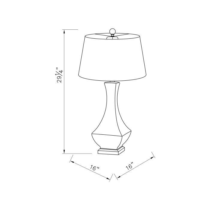 """Product Image - Belhaven LMP-1070 31""""H x 16""""W x 16""""D"""