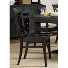 View Product - X Back Side Chair