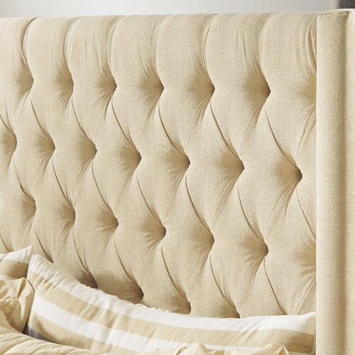 Norrister California King Upholstered Bed