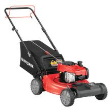 "Craftsman 21"" 1-Step Start Self-Propelled Lawn Mower - Powered by a Briggs & Stratton 140cc EX 550 Series Engine"