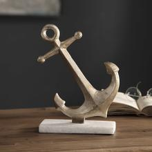 Drop Anchor Sculpture