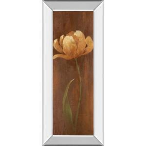 """Golden Tulip Il"" By Nan Mirror Framed Print Wall Art"