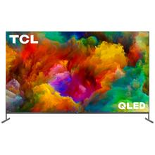 """See Details - TCL 85"""" Class 4K QLED Dolby Vision HDR Smart Roku TV - 85R745"""