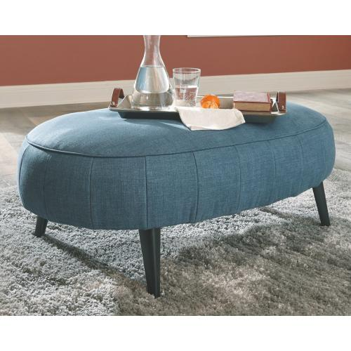 Hollyann Oversized Accent Ottoman