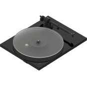 Black- Pro-Ject T1 Phono SB Turntable