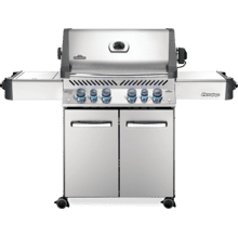 Prestige 500 RSIB with Infrared Side and Rear Burners , Stainless Steel , Natural Gas