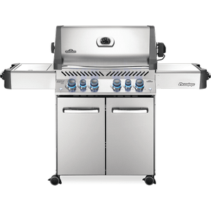 Prestige 500 RSIB with Infrared Side and Rear Burners , Stainless Steel , Propane Product Image