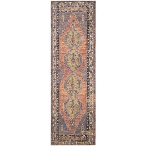 """Antiquity AUY-2302 2'7"""" x 7'3"""""""