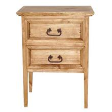 See Details - Night Stand 2 Drawer