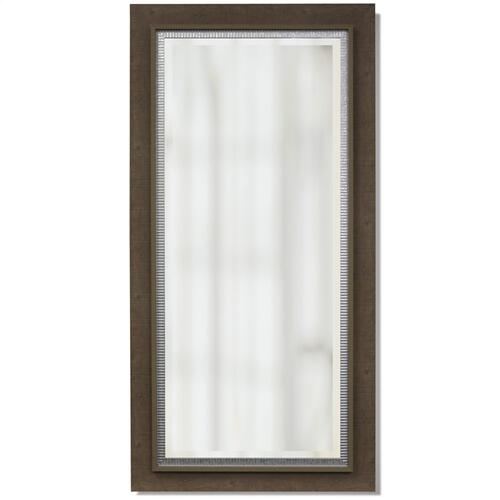 Style Craft - FRAMED MIRROR  34w X 68ht  Made in USA  Ready to Hang