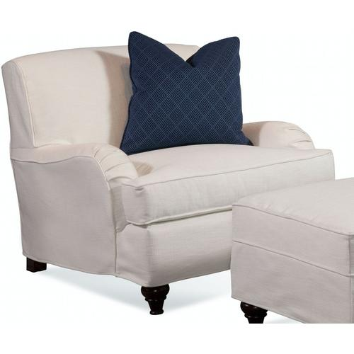 Braxton Culler Inc - Crowne Estate Chair with Slipcover