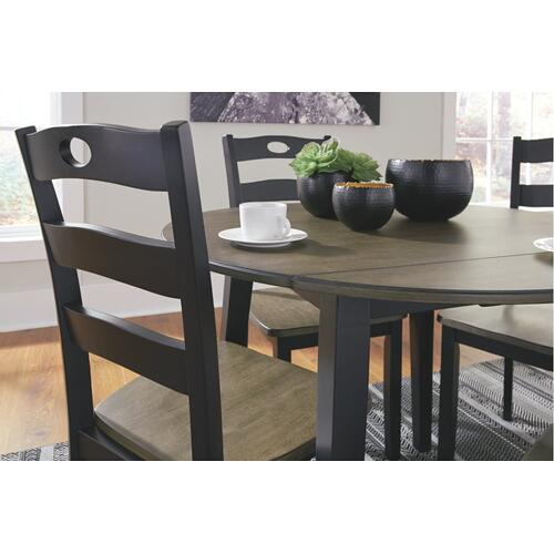 Froshburg Dining Drop Leaf Table