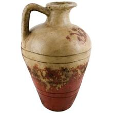 See Details - Textured Red Roman Pitcher