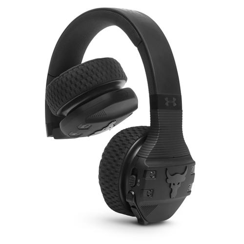 UA Sport Wireless Train Project Rock - Engineered by JBL On-ear sport Headphones