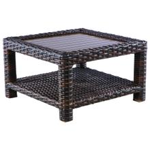 "Amalfi 34"" Square Coffee Table"