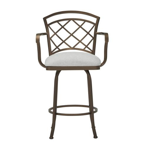 Boston with Arms Bar Stool