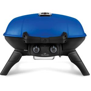 Napoleon BBQTravelQ 285 Portable Gas Grill , Blue , Propane