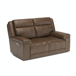 See Details - Yuma Power Reclining Loveseat with Power Headrests