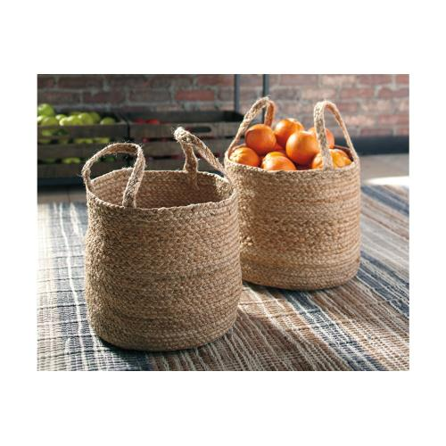 Brayton Basket Set  Natural