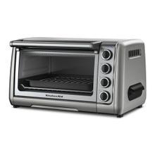 KitchenAid® 10 inch Countertop Oven - Contour Silver