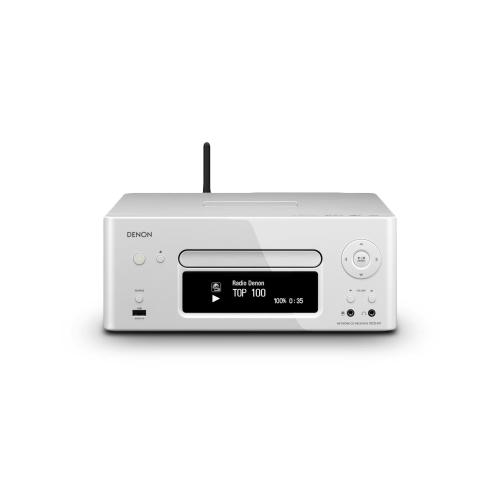 Product Image - RCD-N7 Network Ready Receiver/CD