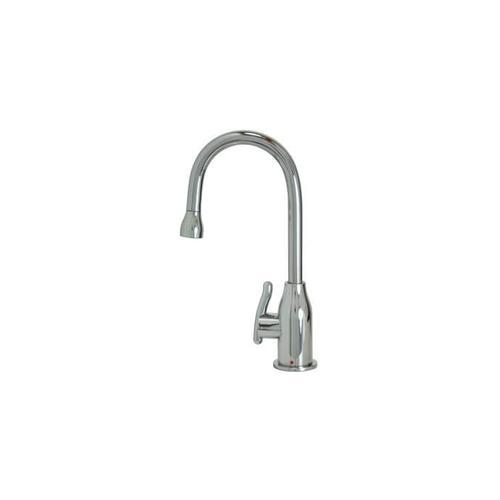 Mountain Plumbing - Hot Water Faucet with Modern Curved Body & Handle - Venetian Bronze