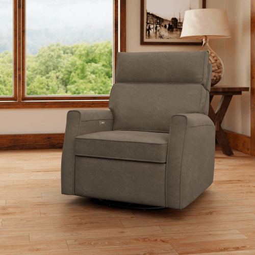 Collins Power Reclining Swivel Chair CLP717/PRSWV