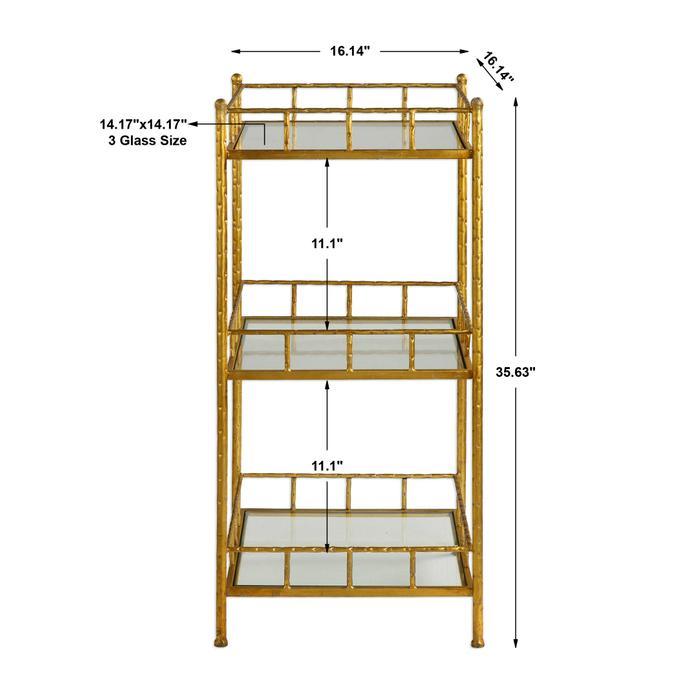 Uttermost - Tilly Accent Shelf