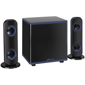Bluetooth® 2.1-Channel Music System