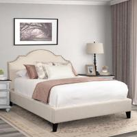 CHARLOTTE - FLOUR Queen Bed 5/0 Product Image