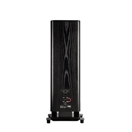 Polk Legend Series Premium Floorstanding Tower Speaker with Patented SDA-PRO Technology in L800 L Black Ash