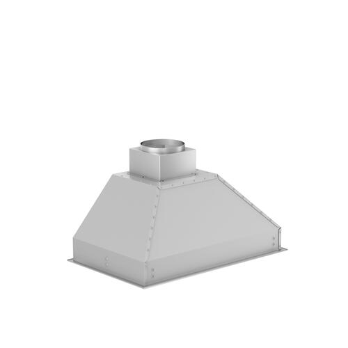 Zline Kitchen and Bath - ZLINE Ducted Wall Mount Range Hood Insert in Outdoor Approved Stainless Steel (721-304) [Size: 40 Inch]