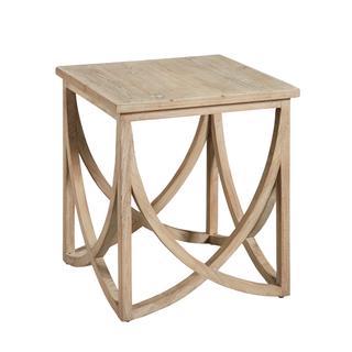 Wishbone End Table