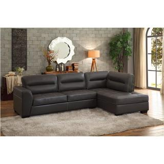 Terza Sectional Gray
