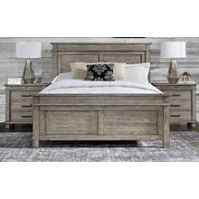 GLACIER POINT Queen Panel Bed