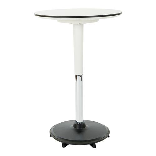 """Active Height Adjustable Table 20""""-32"""""""