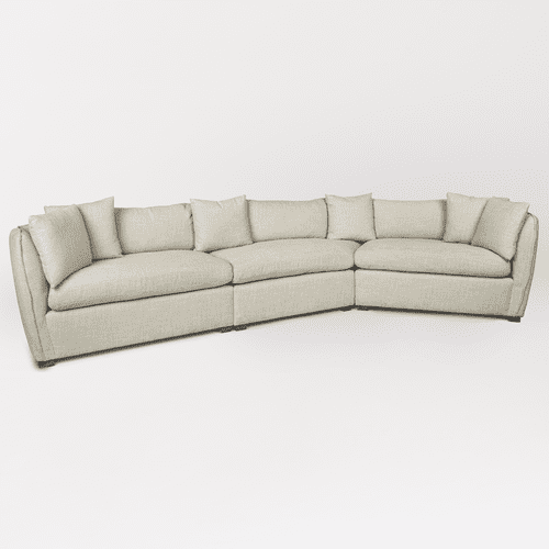 Declan Modular Sectional - Left Side SOFA